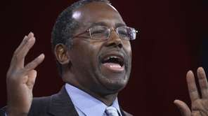 Ben Carson is making headlines for his controversial