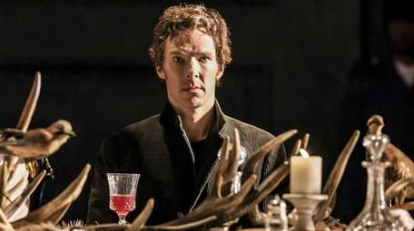 Benedict Cumberbatch plays the title role in Shakespeare's