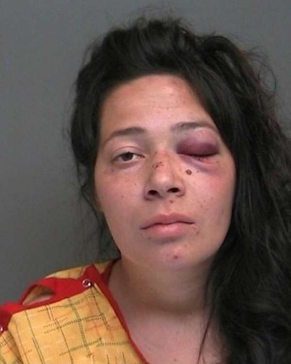 Melina Silsbe, 24, of Shirley, was arrested on