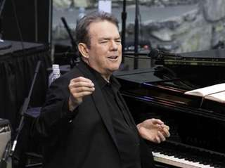 Singer-songwriter Jimmy Webb, who lives in Bayville, will