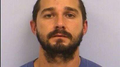 Actor Shia LaBeouf has been arrested and charged
