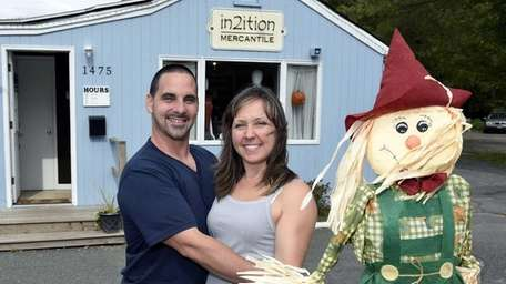 In2ition mercantile, owned by husband and wife, Nick