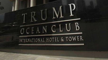 The Trump Ocean Club International Hotel and Tower