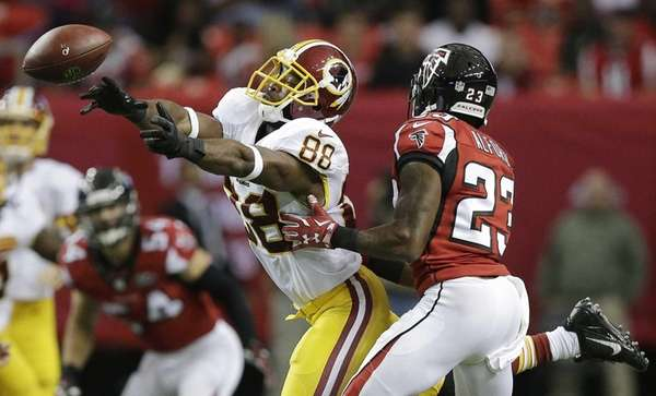 Washington Redskins wide receiver Pierre Garcon (88) makes