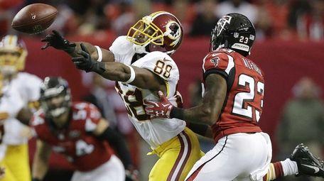 Washington Redskins wide receiver Pierre Garcon (88) makes