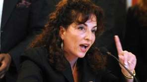 Sen. Diane Savino (D-Staten Island) opposed the 'emergency
