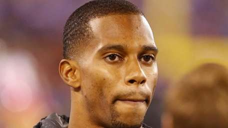 Victor Cruz #80 of the New York Giants