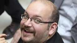 Jason Rezaian and his wife Yeganeh Salehi are