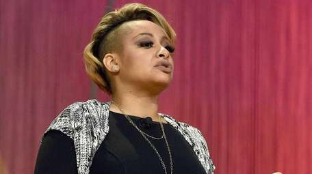 Raven-Symone apologized on her Facebook page Sunday, Oct.
