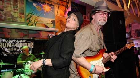 The Pamela Betti Band will perform at the