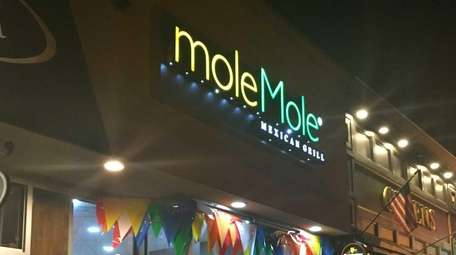 Mole Mole Mexican Grill, the spinoff of a