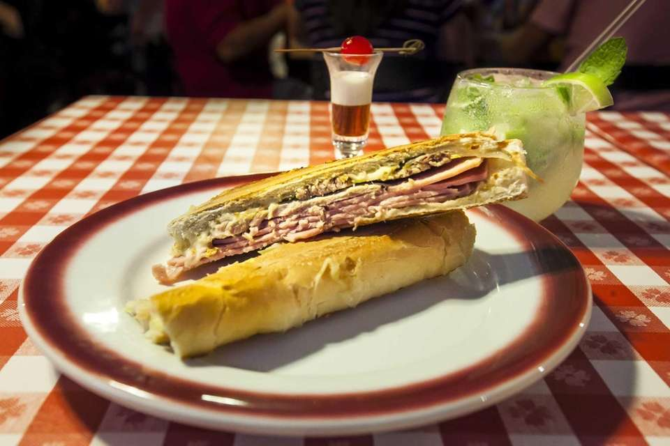 Cuban Sandwich at Rincon Criollo, Huntington Station: Where