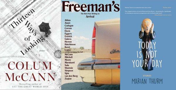New short reads from Colum McCann, John Freeman