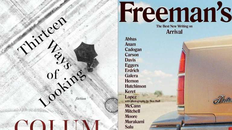 New short reads from Colum McCann, John Freeman