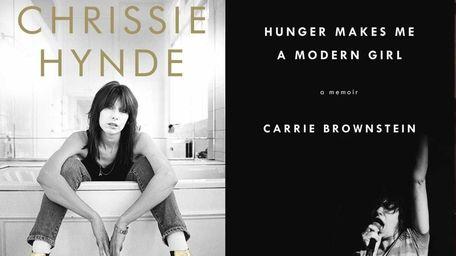 Three women rockers -- Chrissie Hynde, Carrie Brownstein