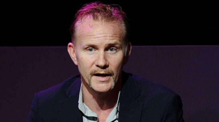 Warrior Poets Filmmaker, CEO and President Morgan Spurlock