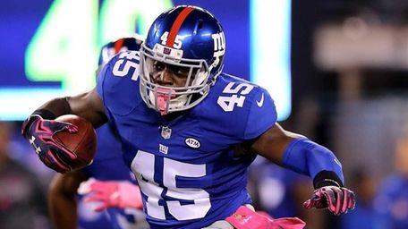 Will Tye #45 of the New York Giants