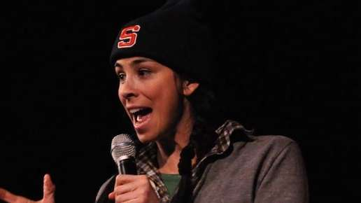 Sarah Silverman is seen in this undated photo.