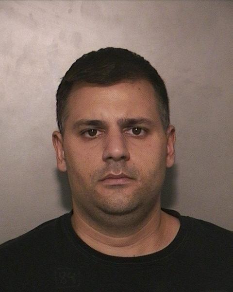George Katsihtis, 33, took cash from the register