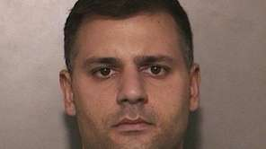 George Katsihtis, 33, took cash from the register