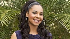Ashanti is seen here on March 6, 2013.