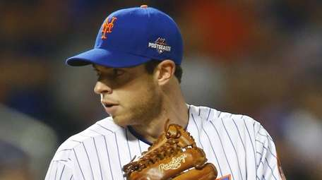 New York Mets starting pitcher Steven Matz pitches