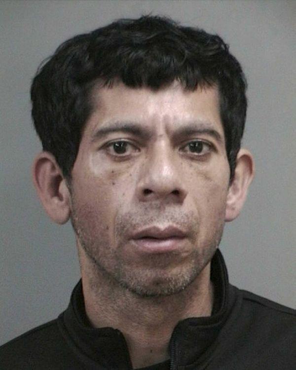 Indalecio Zuniga, 43, of Levittown, was arrested on