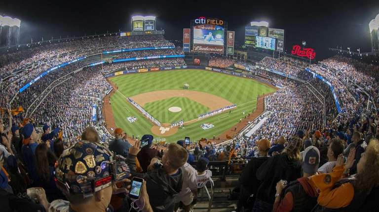 Los Angeles Dodgers and New York Mets are
