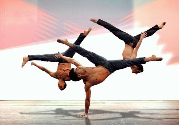Bad Boys of Dance perform