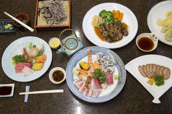 Restaurant Yamaguchi in Port Washington excels with both