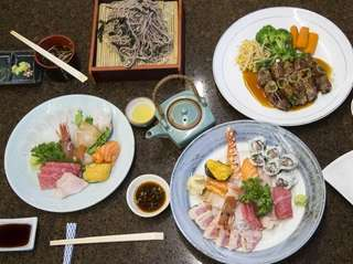 Restaurant Yamaguchi in Port Washington excels with both