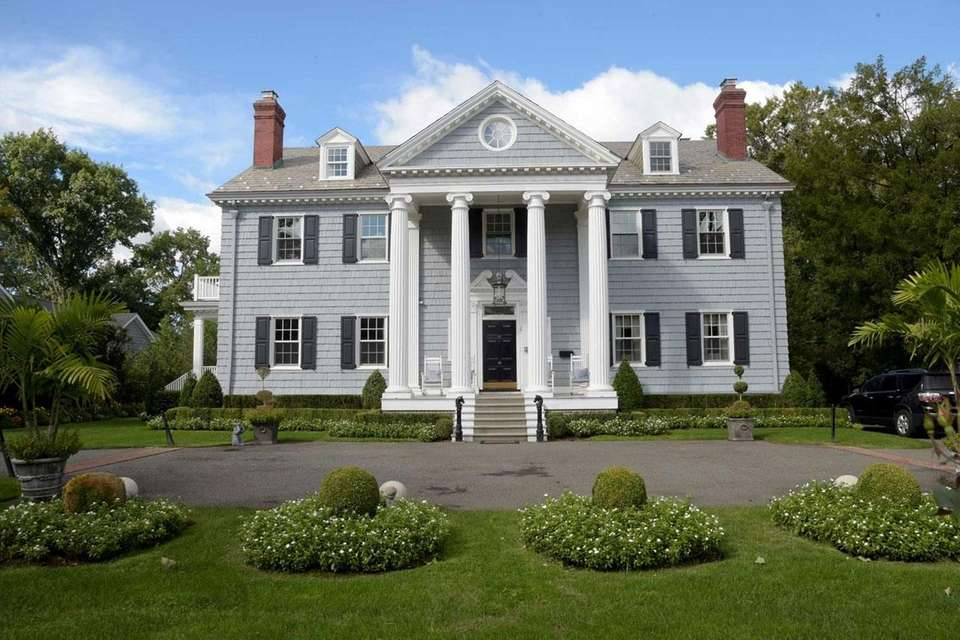 Best places to live on LI Historic homes Newsday