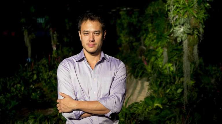 James Ramsey, a creator of the Lowline Lab,