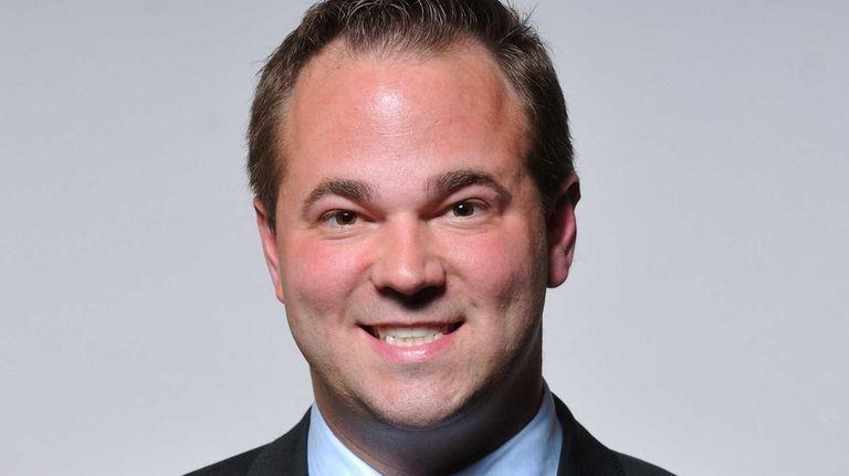 Steve Tricarico, Republican candidate for Suffolk County Legislature