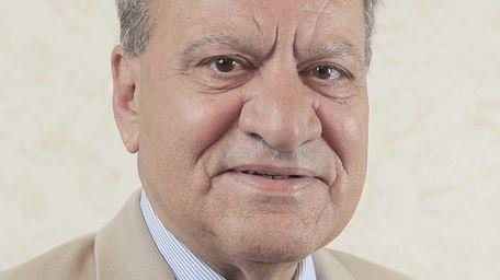 Tom Muratore, Republican candidate for Suffolk County Legislature,