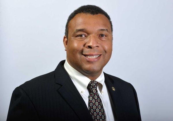 Dr. William Spencer, Democratic incumbent candidate for Suffolk