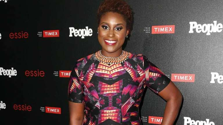 Issa Rae attends People's