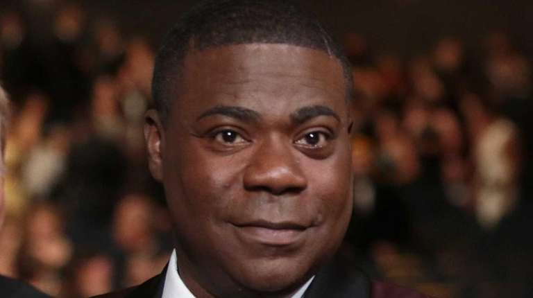 Tracy Morgan attends the 67th Primetime Emmy Awards
