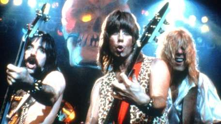 Spinal Tap, still the king of all fake