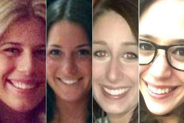 The four victims in the Cutchogue limo crash