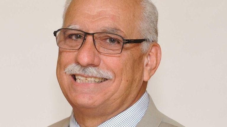 Dennis Dunne, Sr., Republican incumbent candidate for Nassau