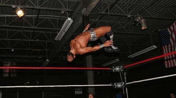 Long Island's own Anthony Nese is taking his