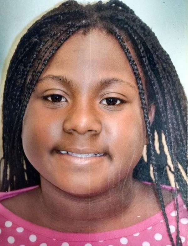 Police identified Dejah Joyner as the 12-year-old girl