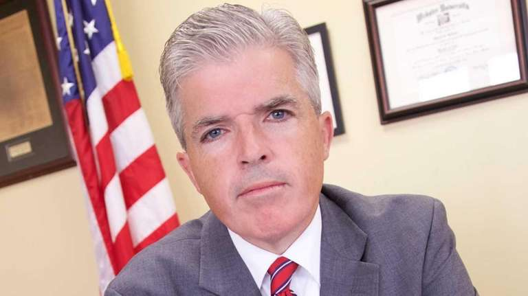Suffolk County Executive Steve Bellone talks about the