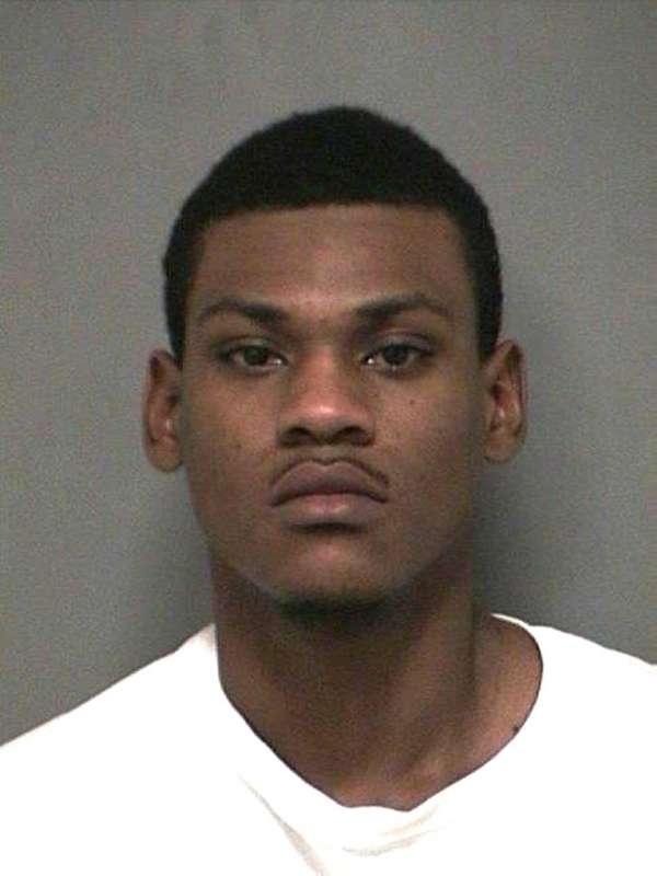 Romell Richardson, 20, of South Hempstead, was arrested