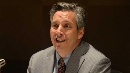 Jon Kaiman, chairman of the Nassau Interim Finanace