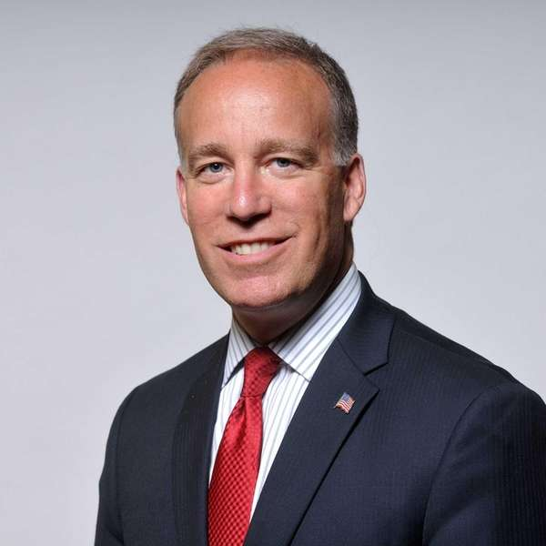 Tom Cilmi, Republican incumbent candidate for Suffolk County