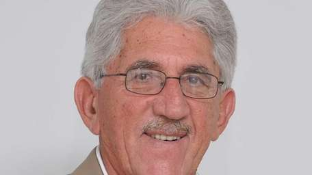 Larry Cantwell, Democratic incumbent candidate for Town of