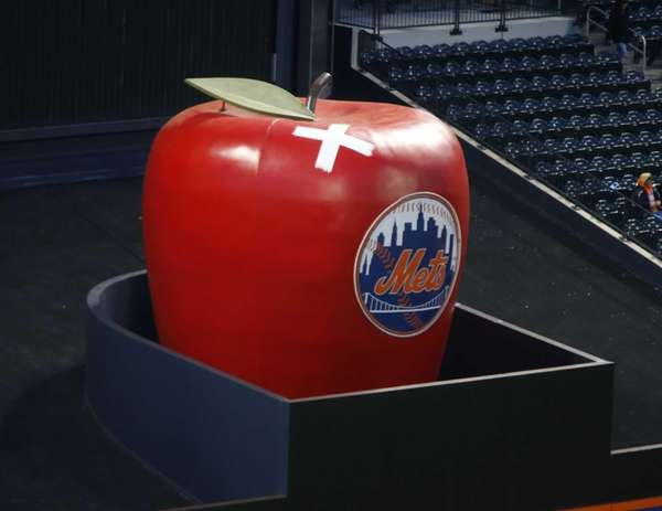 The New York Mets put a bandage on