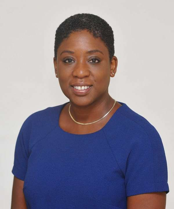 Siela Bynoe, Democratic incumbent candidate for Nassau County